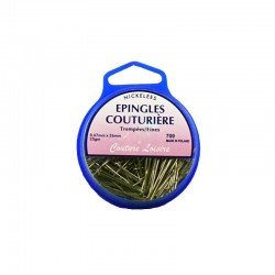 EPINGLES COUTURIERE NICKELEES
