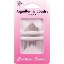 AIGUILLES A COUDRE 5/10